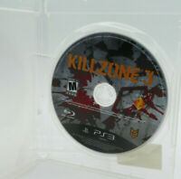 Killzone 3 PS3 Disc Only Tested Free Shipping