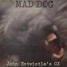 "JOHN ENTWISTLE - MAD DOG 12""  LP (M494)"