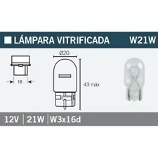 Glühlampe Glühbirne Lampe Leuchtmittel OSRAM 7505 W21W 1 Stück