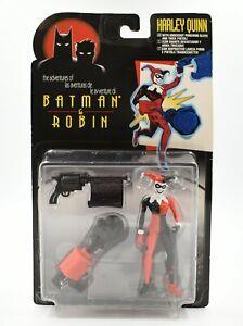 Kenner - The Adventures of Batman & Robin - Harley Quinn Action Figure