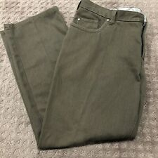 Kenneth Cole Men's Casual Brown Pants 40x29
