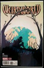 WEIRDWORLD #6 (2015 Marvel Comics) NM Comic Book