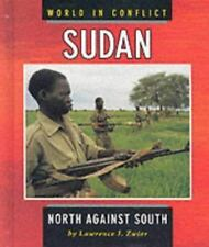 Sudan: North Against South (World in Conflict)-ExLibrary