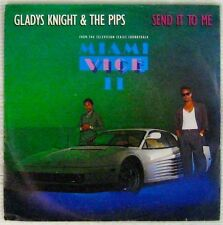 Miami Vice II 45 tours Gladys Knight & the Pips 1986