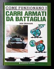 Ian Graham, Come funzionano i carri armati in battaglia, Ed. Edison