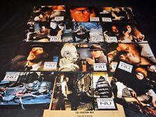 LE FESTIN NU ! david cronenberg  jeu 12 photos cinema lobby cards fantastique