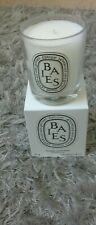 NEW IN BOX Diptyque Baies Candle 70g Berries