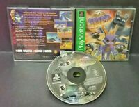 Spyro the Dragon Year of Dragon - Playstation 1 2 PS1 PS2 Game Complete Tested