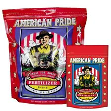 Fox Farm American Pride Super Premium Time Release Dry Fertilizer 4 lbs  9-6-6