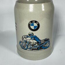 Vintage 1970'S Butler & Smith R90S Superbike Bmw Motorcycle German Beer Stein