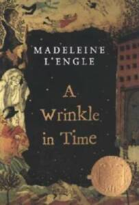 A Wrinkle in Time (Time Quintet) - Paperback By Madeleine L'Engle - GOOD