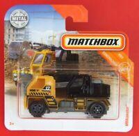 MATCHBOX 2018  MBX CAVATOR   25/100   NEU&OVP