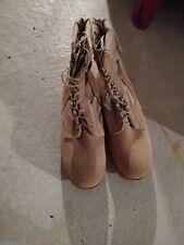 Army Boots Desert Tan