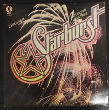 1978 Starburst Original Hits KTel Vinyl Records TU 2650 2 LP Pot VG+/VG+