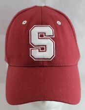 Stanford Cardinal Top of the World Burgundy Hat/Cap Size 7 Fitted