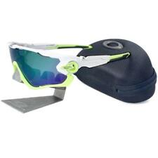 Oakley OO 9290-03 Jawbreaker Polished White Jade Iridium Mens Sport Sunglasses .