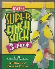 Kaytee Feeder Sock Super Finch 3 Pack