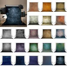 Vintage Gradient Wall Floor Photography Backdrop Studio Photo Background Cloth