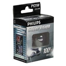 Philips Silver Vision Set Chrom Blinkerbirnen für Scheinwerfer PY21W