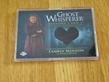 GHOST WHISPERER TV CAMRYN MANHEIM WARDROBE PIECEWORKS CARD! BREYGENT COA GC18