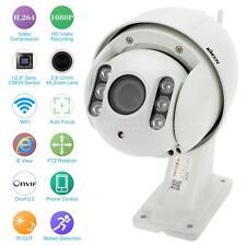 KKMOON HD 1080P PTZ Outdoor IR CCTV Camera Wireless WiFi IP Camera H.264 US R0J4