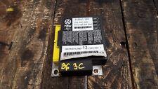 VW PASSAT B6 3C SRS AIR BAG CONTROL MODULE ECU 3C0909605F