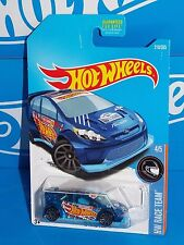 Hot Wheels 2017 HW Race Team Series #210 '12 Ford Fiesta Blue