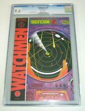 Watchmen #10 CGC 9.6 alan moore - dave gibbons - dc comics - july 1987