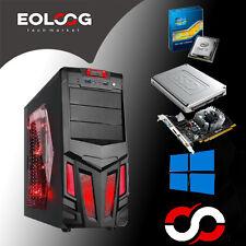 PC FISSO GAMING COMPUTER DESKTOP INTEL CORE i7 SSD 120 HDD 1TB RAM 8GB Video 1GB