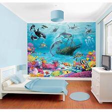 Walltastic sea adventure wall mural 2.44m m x 3.05m m