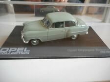 Opel Collection Opel Olympia Rekord in Green on 1:43 in Box