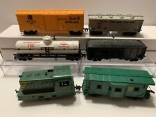 MarX Ho Scale Lot #887650 Used 9 Pc Vintage group of items $38
