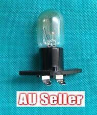 Microwave Oven Light Bulb, SMEG Panasonic LG Samsung Sanyo many brands OZ STOCK