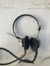 More details for antique vintage scandinavian 24v headphones