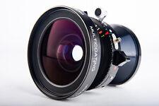 Schneider Super Angulon 90mm f/8 Large Format Lens in Copal No 0 NEAR MINT V16