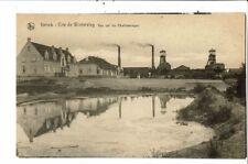 CPA  Carte Postale-Belgique-Genk- Cité de Winterslag Vue sur les charbonnages
