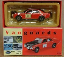 Corgi VA55001 Coys Rally 1998 Ford Consul 3000GT Ltd Edition No. 0003 of 4000
