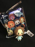 Universal Vault Horror Movie Figural Bag Clip 3 Inch Chucky evil
