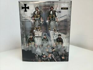 WWII Mountain Division Wehrmacht | Joy Toy | 1:18 Action Figure Complete in Box