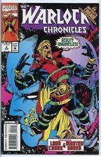Warlock Chronicles 1993 series # 2 near mint comic book