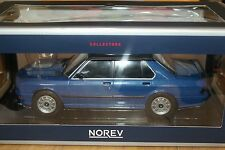 Norev 1/18th escala BMW M 535i E28 1987 183267