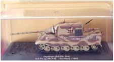 COMBAT TANK CARRO ARMATO Jagdtiger Germany 1945 (n.18bis)
