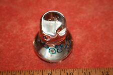 Vintage Baby Bird Glass Paperweight