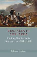 From Alba to Aotearoa (Paperback), Rebecca Lenihan, 9781877578793