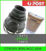 Fits CITROEN BERLINGO 2008- - Boot Inner Cv Joint Kit 80x96x35