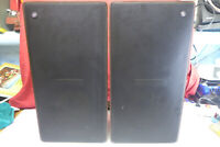 1 Paar Electroacustic LK 1000 GmbH Kiel 4,5 Ohm Vintage Speaker ELAC intern.ship