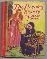 THE SLEEPING BEAUTY AND OTHER STORIES VINTAGE 1942 ILLUSTRATIONS BY ROBERT GRAEF