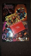 New Avengers Volumes 1-5 Bendis Civil War Marvel Premiere Hcs