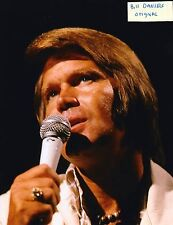 GLEN CAMPBELL Gentle on My Mind By the Time I Get to Phoenix 8 X 10 PHOTO 2