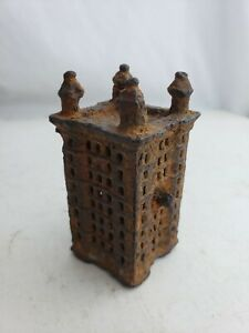 Antique cast iron coin bank ca. 1920s